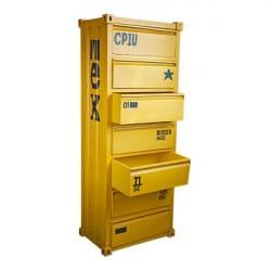 Chiffonnier Container Jaune